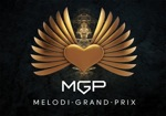 melodimen mgp 2012 eurovision logo nrk norway music melodi grand prix song contest heart wings