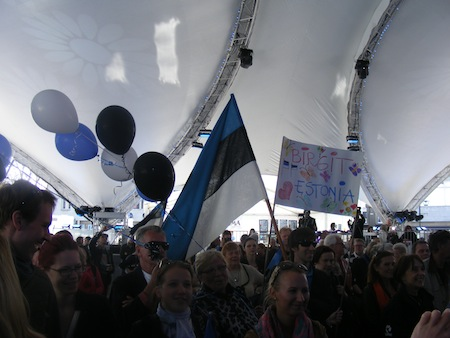 estonia party