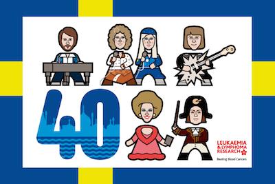 ABBA-flag