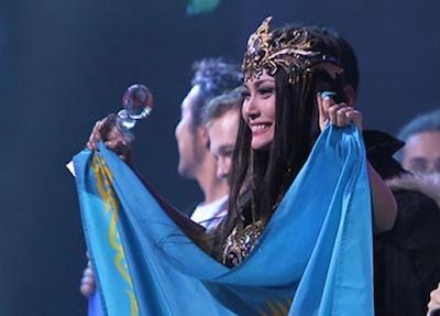 Zhanar Dugalova Kazakhstan