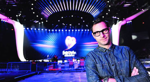 Florian Wieder to Design Vienna Stage | The Eurovision Times