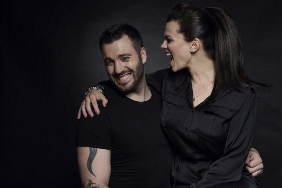 Marta and Vaclav