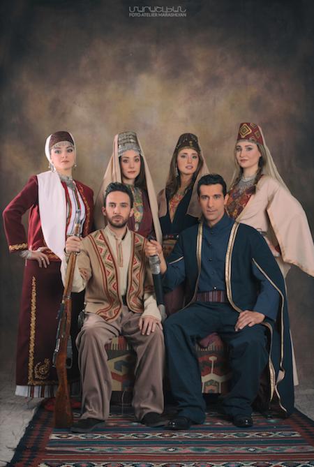 armenia genealogy