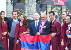 Armenia Red Carpet