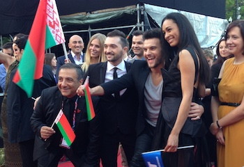 Belarus Red Carpet