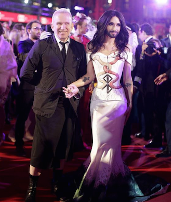 Conchita jean paul gaultier