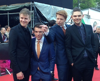 Denmark Red Carpet