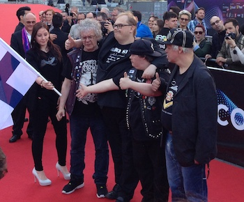 Finland Red Carpet