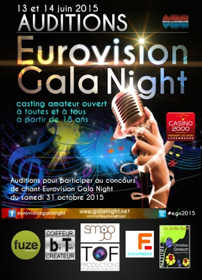 gala night auditions