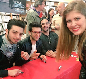 il volo signing 2
