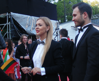 Lithuania Red Carpet