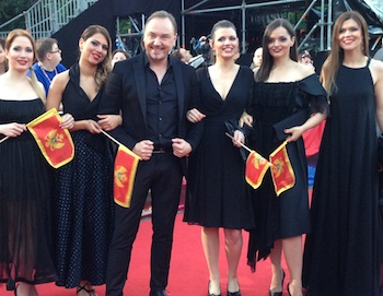 Montenegro Red Carpet