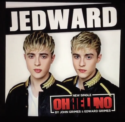 jedward oh hell no