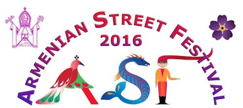 armenian street festival 2016