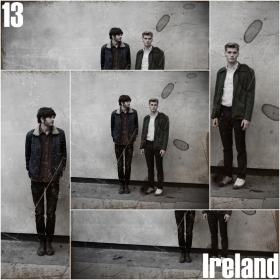 13 Ireland