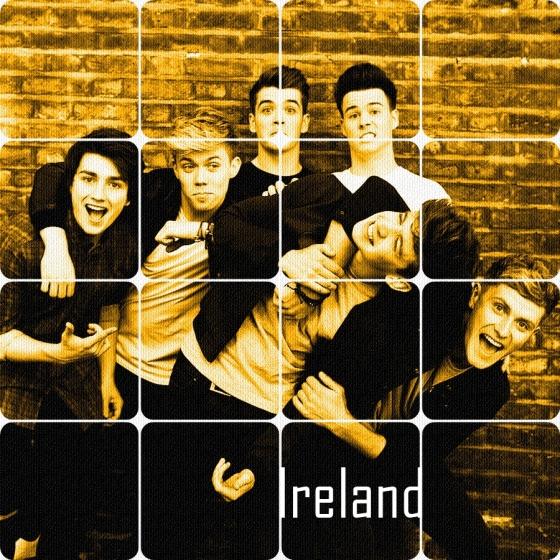 15 Ireland