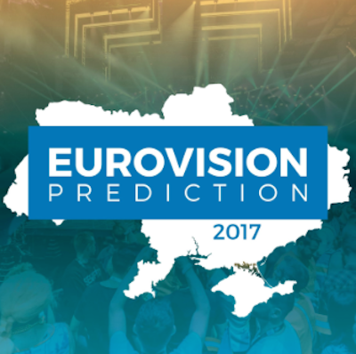 eurovision prediction 2017