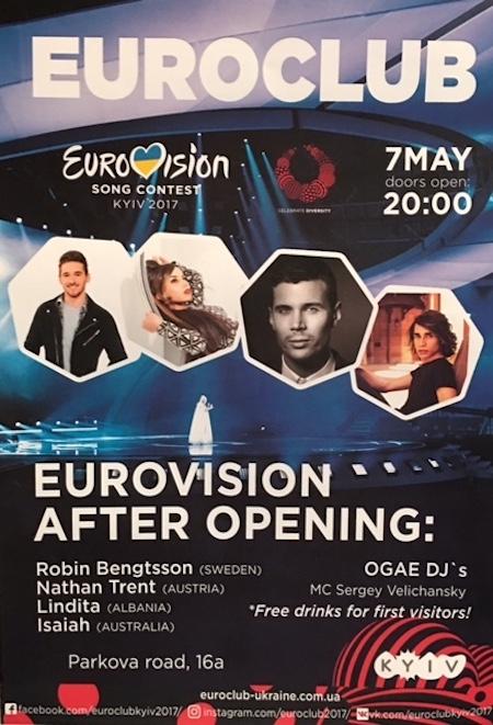 euro club post opening